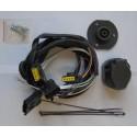 2 CATADIOPTRES ADHESIFS ORANGE RECTANGLE - Accessoires attelages ATNOR
