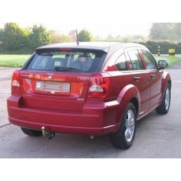 ATTELAGE DODGE Caliber 2006- - Col de cygne - attache remorque ATNOR