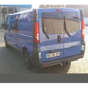 Faisceau specifique attelage Fiat Croma 2005-2011 - 7 broches montage facile prise attelage