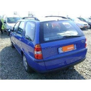 ATTELAGE Fiat Palio break Week-end 1997- - COL DE CYGNE - attache remorque BRINK-THULE