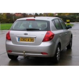ATTELAGE KIA CEED break Sporty Wagon - rotule equerre - attache remorque BRINK-THULE