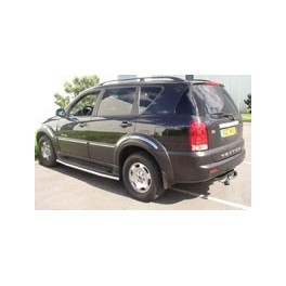 ATTELAGE SSANGYONG KYRON - rotule equerre - attache remorque ATNOR
