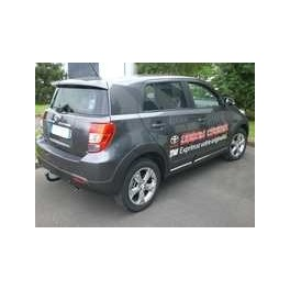 ATTELAGE Toyota Urban Cruiser 2WD (P110) 2009- - RDSO demontable sans outil - attache remorque BRINK-THULE