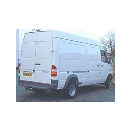 ATTELAGE VW LT28 ROUE SIMPLE 09/1995- - rotule equerre - attache remorque ATNOR
