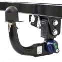 ATTELAGE Mercedes GLK 2008-2012 (X204) - RDSO demontable sans outil - attache remorque BRINK-THULE