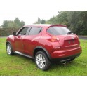 ATTELAGE NISSAN Juke Crossover 2010- 4x2 (F15) - RDSO demontable sans outil - attache remorque BRINK-THULE