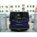 ATTELAGE Ford Transit fourgon 05/2000-2012 (sans marchepied) - rotule equerre - attache remorque BRINK-THULE