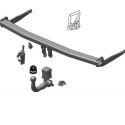 ATTELAGE Ford Mondeo 1996-2000 (coffre et hayon) - rotule equerre - attache remorque BRINK-THULE