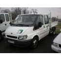 ATTELAGE Ford Transit pick-up 05/2000- - et chassis cabine - rotule equerre - attache remorque BRINK-THULE
