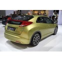 ATTELAGE HONDA Civic Hatchback 2012- - 5 Portes - RDSO demontable sans outil - attache remorque BRINK-THULE