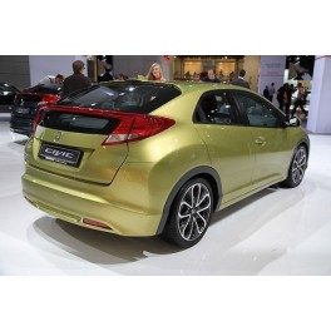 ATTELAGE HONDA Civic Hatchback 2012- - 5 Portes - RDSO demontable sans outil - attache remorque BRINK-THULE