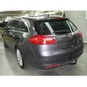 ATTELAGE OPEL INSIGNIA BREAK 2009-2013 (Sports Tourer) - Rotule Retractable - attache remorque BRINK-THULE