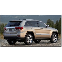 ATTELAGE JEEP GRAND Cherokee 2011-2013 - RDSO demontable sans outil - attache remorque BRINK-THULE