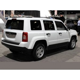 ATTELAGE JEEP PATRIOT 2011- - RDSO demontable sans outil - attache remorque BRINK-THULE