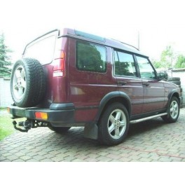 ATTELAGE ROVER LAND DISCOVERY 03/1999- - rotule equerre - attache remorque ATNOR