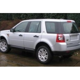 ATTELAGE Land Rover Freelander II 2007- - RDSO demontable sans outil - attache remorque BRINK-THULE