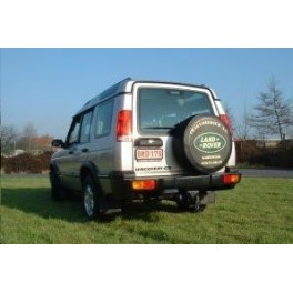 ATTELAGE Land Rover Discovery 1999-2004 - 4x4 TD5 - rotule equerre - attache remorque BRINK-THULE