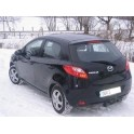ATTELAGE MAZDA 2 hayon 2007- - RDSO demontable sans outil - attache remorque BRINK-THULE