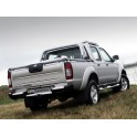 ATTELAGE NISSAN Pick-up king cab et single cab 4x4 (D22) 1998-2005 - COL DE CYGNE - attache remorque BRINK-THULE