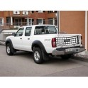 ATTELAGE NISSAN Pick-up 2000- - king cab et single cab 4x4 inclus 2WD - rotule equerre - attache remorque BRINK-THULE