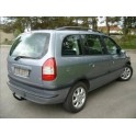 ATTELAGE OPEL Zafira 1999- 2005 - RDSO demontable sans outil - attache remorque BRINK-THULE
