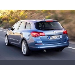 ATTELAGE OPEL ASTRA BREAK 2010- - RDSO demontable sans outil - attache remorque BRINK-THULE