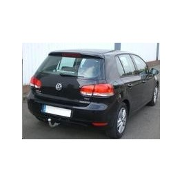 ATTELAGE VOLKSWAGEN Golf 6 2008- - RDSO demontable sans outil - attache remorque BRINK-THULE