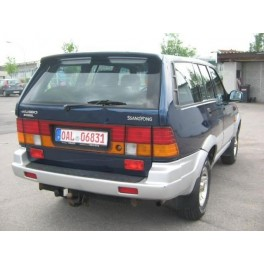 ATTELAGE SSANGYONG MUSSO 11/1995- - rotule equerre - attache remorque ATNOR