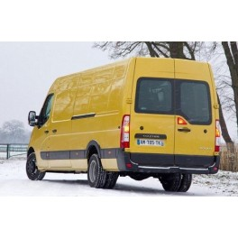 ATTELAGE RENAULT MASTER III traction 2010- - ROTULE EQUERRE - attache remorque ATNOR