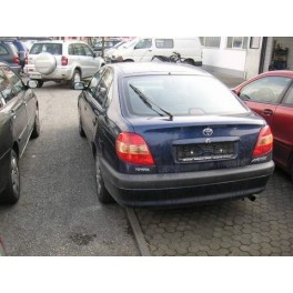 ATTELAGE TOYOTA AVENSIS 4/5P+break 01/1998-04/2003 - COL DE CYGNE - attache remorque ATNOR