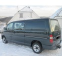 ATTELAGE TOYOTA Hi-Ace 4WD 1995- (H18/H2) - rotule equerre - attache remorque BRINK-THULE