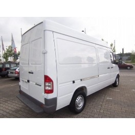 ATTELAGE MERCEDES SPRINTER VW CRAFTER CHASSIS CABINE - 06/2006- - Rotule equerre - attache remorque ATNOR
