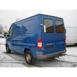 ATTELAGE MERCEDES SPRINTER COURT +LONG 200D 300D 05/1995-04/2006 - VW LT28 32 35 - Rotule equerre -attache remorque ATNOR