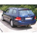 ATTELAGE VOLKSWAGEN Golf 5 Break 2007- - Col de cygne - attache remorque BRINK-THULE
