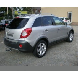 ATTELAGE OPEL Antara 2006- - RDSO demontable sans outil - attache remorque BRINK-THULE