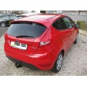 ATTELAGE FORD FIESTA 2012- - RDSO demontable sans outil - attache remorque BRINK-THULE