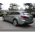 ATTELAGE MAZDA 6 BREAK 2013- - RDSO demontable sans outil - attache remorque BRINK-THULE