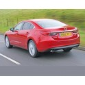 ATTELAGE MAZDA 6 2013- - RDSO demontable sans outil - attache remorque BRINK-THULE