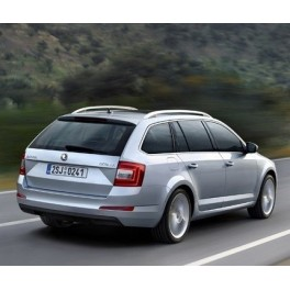 ATTELAGE SKODA OCTAVIA BREAK 03/2013- - RDSO demontable sans outil - attache remorque BRINK-THULE