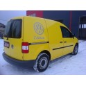 ATTELAGE VOLKSWAGEN Caddy 4WD 2008- - RDSO demontable sans outil - attache remorque BRINK-THULE