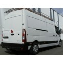 ATTELAGE OPEL MOVANO III traction 2010- - ROTULE EQUERRE - attache remorque ATNOR
