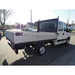 ATTELAGE IVECO DAILY CHASSIS CABINE 29L-35S 1999-2011 - rotule equerre - attache remorque BRINK-THULE