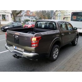 ATTELAGE MITSUBISHI L200 2015- - rotule equerre - BRINK-THULE