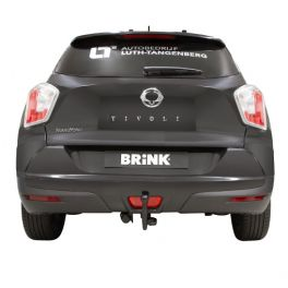 ATTELAGE SSANGYONG TIVOLI 2015- - RDSO demontable sans outil - BRINK-THULE