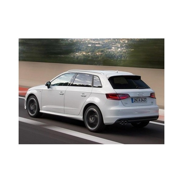 attelage audi a3 sportback 03 2013 8va col de cygne brink thule. Black Bedroom Furniture Sets. Home Design Ideas