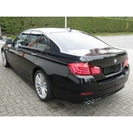 ATTELAGE BMW Serie 5 Berline 2010- (F10) - RDSO demontable sans outil - attache remorque BRINK-THULE