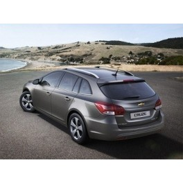 ATTELAGE CHEVROLET CRUZE BREAK 2012- - RDSO demontable sans outil - attache remorque BRINK-THULE