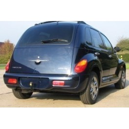 ATTELAGE CHRYSLER PT Cruiser 2000- - RDSO demontable sans outil - attache remorque BRINK-THULE