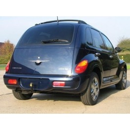 ATTELAGE CHRYSLER PT Cruiser 10/2000- Col de cygne - attache remorque ATNOR