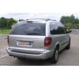 ATTELAGE Chrysler Voyager 2005-2008 - (7 places Stow N Go) - RDSO demontable sans outil - attache remorque BRINK-THULE